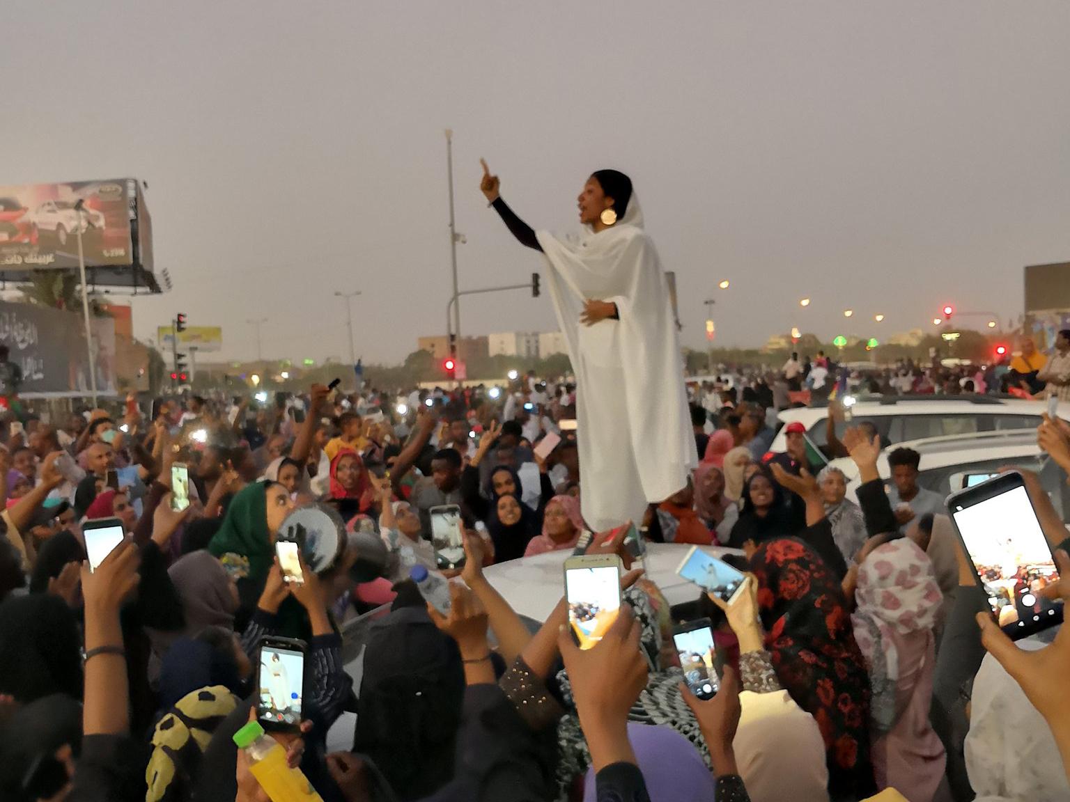 Le donne fanno la rivoluzione in Sudan - Ladynomics
