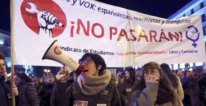 il ruolo delle femministe nelle elezioni spagnole