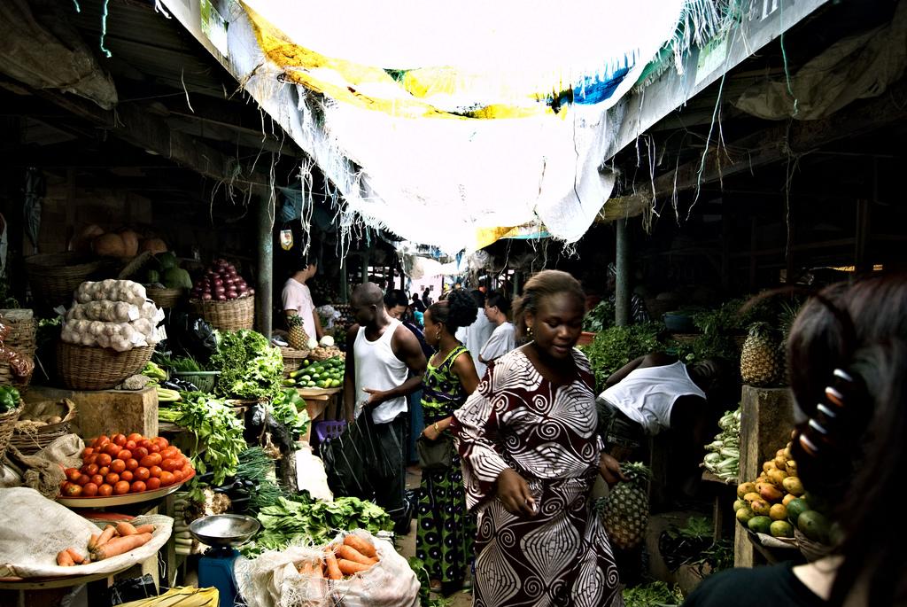 #MarketMarch: le donne nigeriane contro le molestie