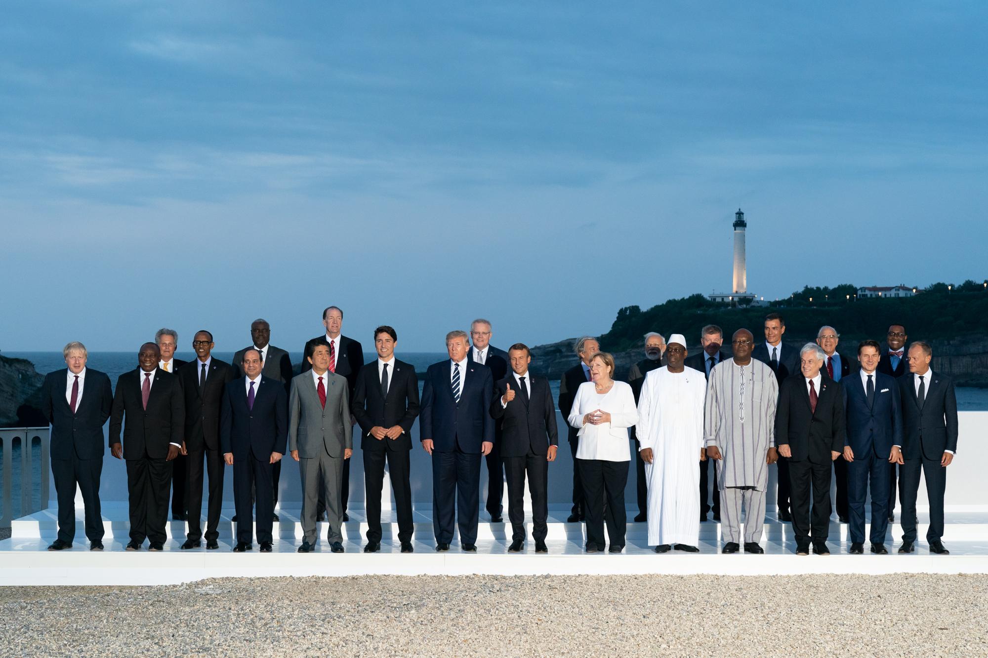 I sette peccati mortali del G7