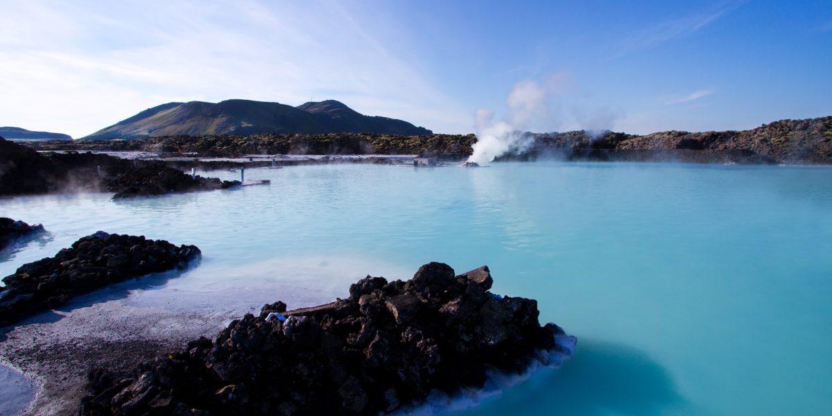 Paesaggio in Islanda, il paese migliore per le donne.