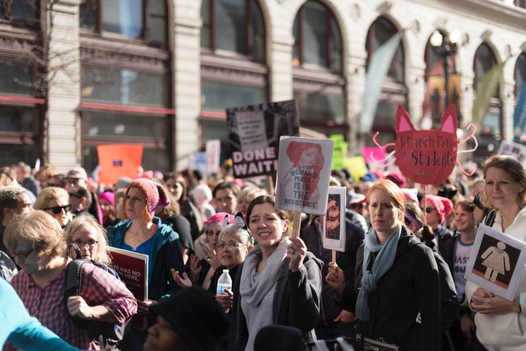 Donne: minoranza o maggioranza?