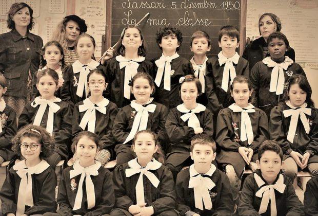 Il calendario del 900 dei bambini di Sassari