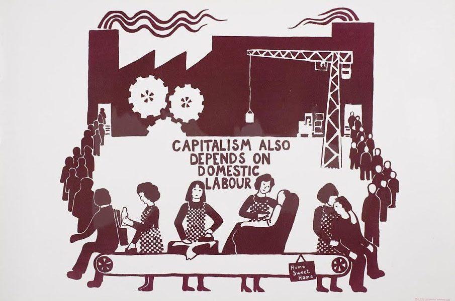Anche il capitalismo dipende dal lavoro domestico